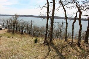 1.06 Acre Corner Lake View Lot at Pelican Lake, MB
