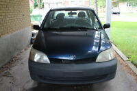 2001 Toyota Echo Other (4 doors coupe)