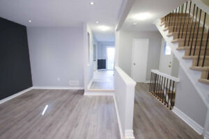 Modern Spacious 4 bedroom house in Pickering with huge backyard