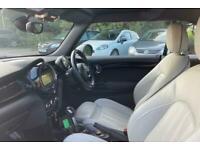 2016 MINI Convertible 2.0 Cooper S 2dr Auto Convertible Petrol Automatic