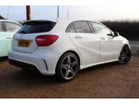 2015 15 MERCEDES-BENZ A CLASS 2.0 A250 BLUEEFFICIENCY ENGINEERED BY AMG 5D AUTO