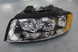Audi A4 Headlight