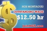 HGS CANADA IS HIRING CUSTOMER RELATIONS ASSOCIATES FOR THEIR NEX