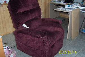 MUST GO.........Electric lift chair