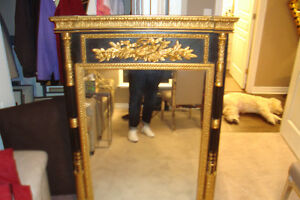 Stunning Large Mirror with Bonus Mirror