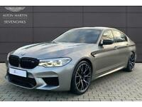 2019 BMW M5 M5 4dr DCT [Competition Pack] Auto Saloon Petrol Automatic