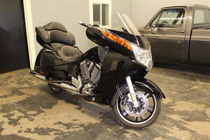 2013 Victory Vision Touring Motorcycle