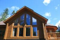 Chalet à louer près de station de ski Morin Heights spa et sauna