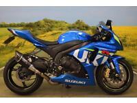 Suzuki GSXR 1000 2015**MOTO GP COLOUR SCHEME, YOSHIMURA EXHAUST**