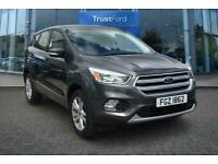2017 Ford Kuga 1.5 EcoBoost 120 Zetec 5dr 2WD-Sports Style Front Seats. Bluetoot