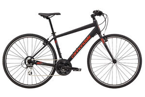 Cannondale Quick 8 2017 - comme neuf.