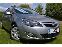 2012 Vauxhall Astra 1.7 CDTi 16V ecoFLEX Exclusiv 5dr [99gkm] 5 door Hatchback