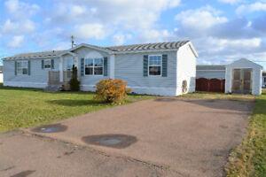 Mini Home for sale / Maison mobile à vendre