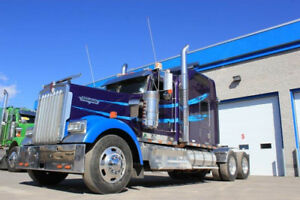 2009 Kenworth W900B - stock 8057-09