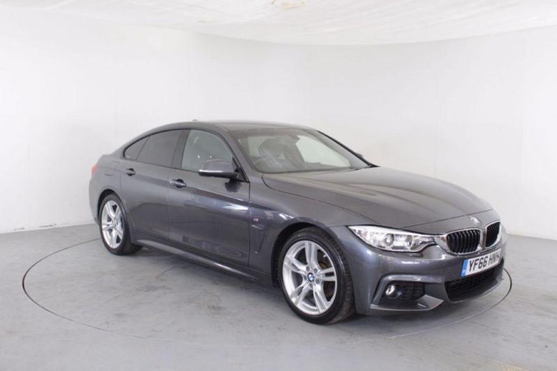 2016 66 BMW 4 SERIES 2.0 420D M SPORT GRAN COUPE 4D AUTO ...