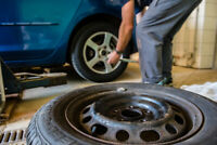 Mobile Summer <-> Winter Tire Change Service. You set the price!