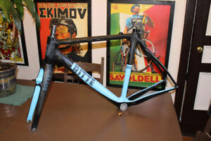 RITTE Crossberg CX Carbon Cyclecross cross frame fork Medium