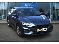 2021 Ford Focus 1.0 EcoBoost Hybrid mHEV 125 ST-Line Edition 5dr Manual Hatchbac