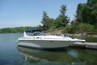 1990 - 350 Sea Ray Express Cruiser - Mint Condition