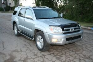 2003 Toyota 4Runner Limited SUV, Crossover