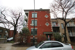 Grand 2 chambres - coin Rosemont-Iberville