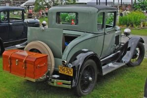 1928 ford model A pecial coupe