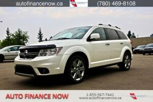 2012 Dodge Journey R/T AWD 7 passenger!! LEATHER LOADED