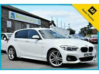 2017 BMW 1 Series 2.0 118D M SPORT 5d 147 BHP Hatchback Diesel Manual