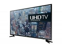 "Samsung UE43JU6000 43"" Ultra HD 4K LED TV-Screen Boxed A+ Condition"