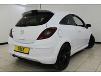 2012 12 VAUXHALL CORSA 1.2 LIMITED EDITION 3DR 83 BHP
