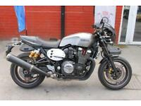 2016 65 YAMAHA XJR 1300 CAFE RACER *LOW MILEAGE, 6MTH WARRANTY*