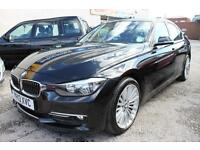 Stunning BMW 320 Luxury Diesel With Full Main Dealer Service History