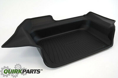 2016 Mazda Mx 5 Miata Rear Black Rubber Cargo Tray Oem New