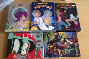 Futurama Comic Book Set