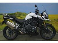 Triumph Tiger Explorer 2016**ABS, CRUISE CONTROL, SHAFT DRIVE, DIGITAL DISPLAY**