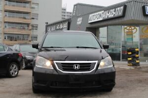 2010 Honda Odyssey 4dr Wgn, 8 SEATERS, DVD, LEATHER, BACK UP CAM