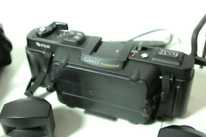 FUJI GX617 KIT --->>> 120 panoramic camera !