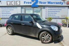image for 2013 MINI Countryman 1.6 COOPER D 5d 112 BHP (FREE 2 YEAR WARRANTY) Hatchback Di