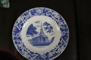 COLLECTORS PLATE WEDGEWOOD