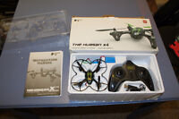 Hubsan quad copter with video