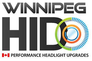 Winnipeg HID: Automotive Lighting Experts