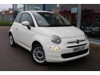 2016 FIAT 500 1.2 Pop Star GBP20 TAX, AIR CON and ALLOYS