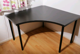 Linnmon/Adils IKEA corner table for sale