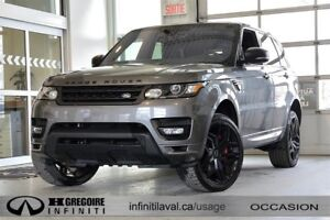 2016 Land Rover Range Rover V8 Autobiography Supercharged SWB (2