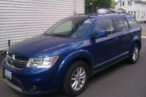 2015 Dodge Journey Blue SUV, Crossover