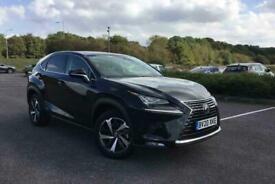 image for 2020 Lexus NX ESTATE 300h 2.5 Takumi 5dr CVT (Pan roof) Auto SUV Petrol/Electric