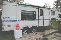 Fifth Wheel Lumina 21pi *ROULOTTE