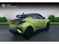 2019 Toyota C-HR 1.8 (122bhp) Lime Edition Auto Coupe P/Electric Automatic