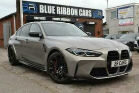 image for 2021 21 BMW M3 3.0 M3 COMPETITION 4D 503 BHP, VISIBILTY + COMFORT PACK