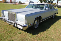 1979 Lincoln Continental Town Car - Last of the BIG Lincolns